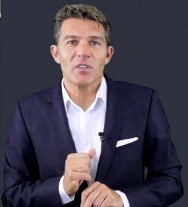 Fabrice Lange - Fondateur du groupe Actoria, spécialisé dans la transmission d'entreprise