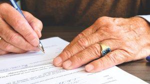 Remettre son entreprise : le protocole d'accord
