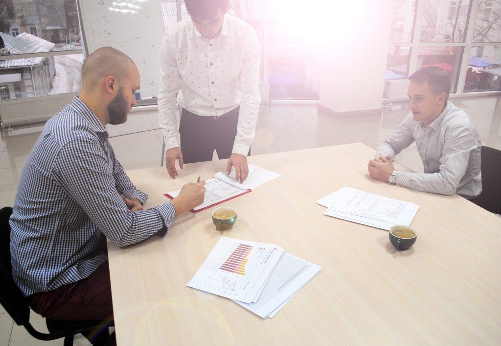 La vente d'une entreprise se base une bonne négociation